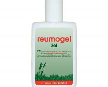 Reumogel - żel borowinowy przeciwreumatyczny