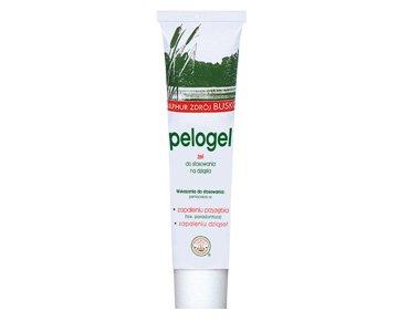 Pelogel - żel borowinowy na dziąsła