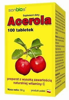 Acerola 100 tbl